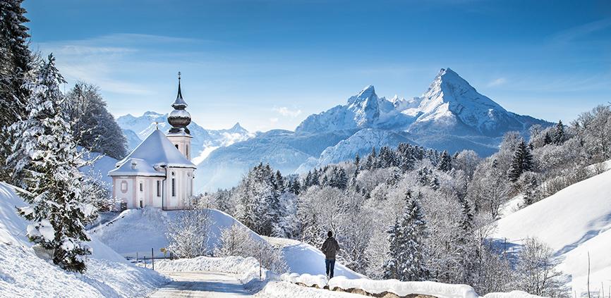 berchtesgaden weihnachten trifft watzmann sz reisen. Black Bedroom Furniture Sets. Home Design Ideas