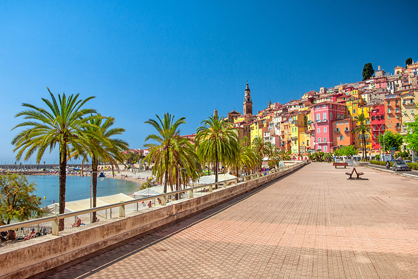 Blumenriviera & Côte d\'Azur - Dolce Vita – sz-Reisen ...
