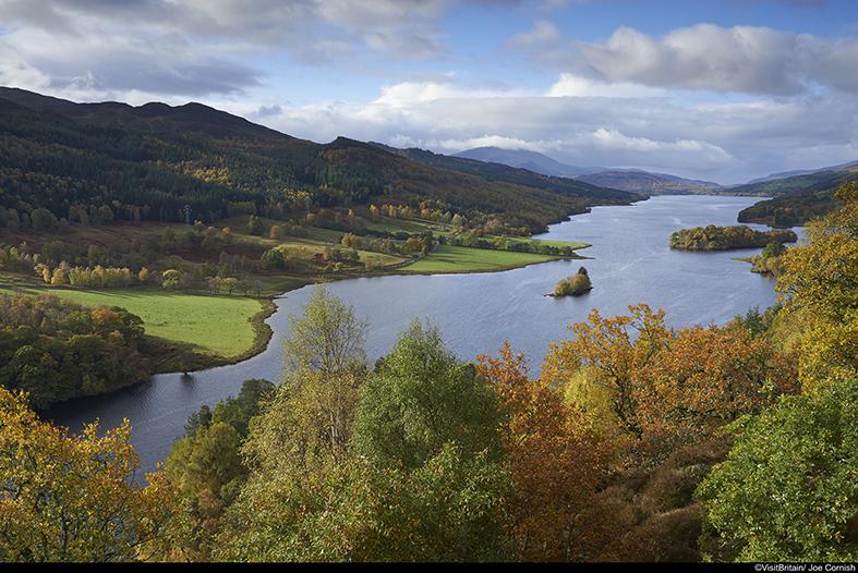 Schottland: Europas schönster Umweg – sz-Reisen - Reisen Sie