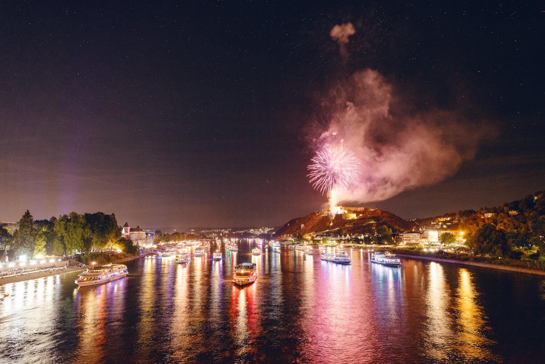 A-ROSA FLORA: Feuer & Flamme für den Rhein – sz-Reisen ...