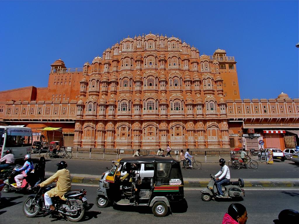 Indien: Goldene Pracht von Rajasthan - SZ-Reisen GmbH - Ihr ...