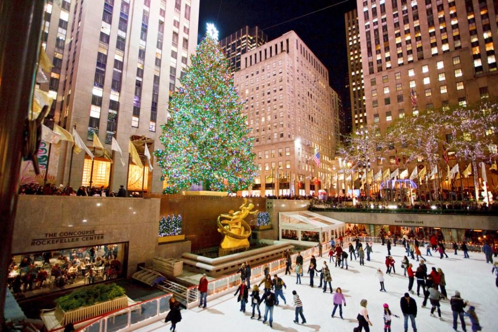 NEW YORK … im weihnachtlichen Lichterglanz - SZ-Reisen GmbH - Ihr ...