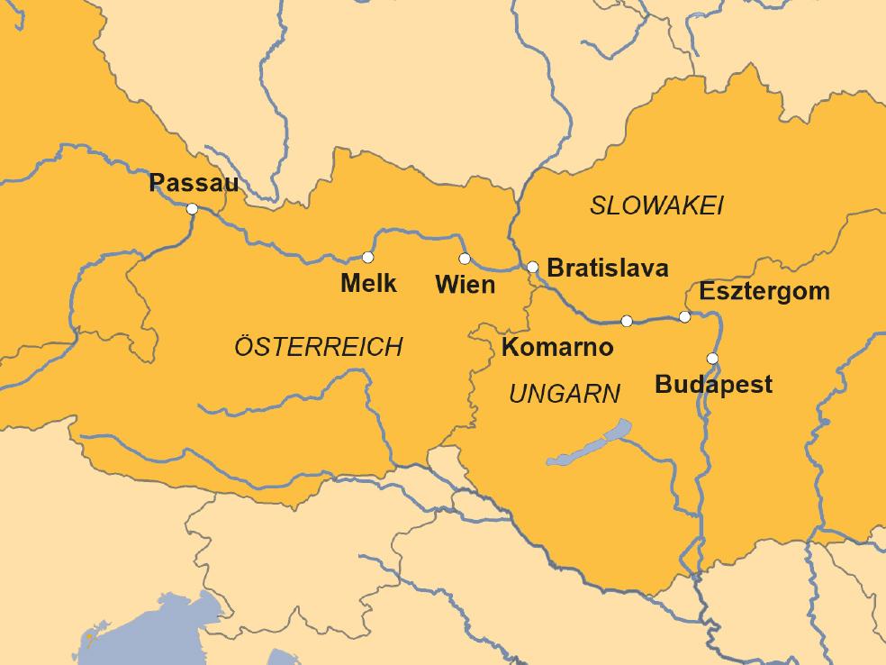 MS Prinzessin Katharina: Donau bis kurz unters Knie – sz ...