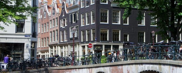 Amsterdam Biker © Tourism of Netherlands