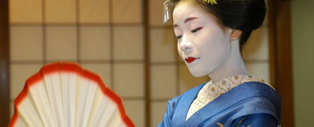 Geisha © Japan National Tourist Organization
