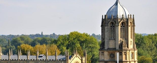 Oxford Christ Church © Experience Oxfordshire, VisitEngland