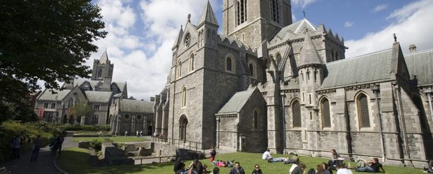 Dublin Christ Church Cathedral©Tourism Ireland