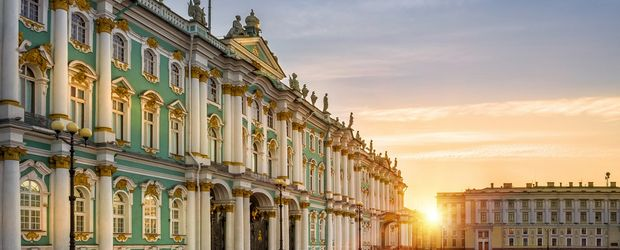 Ermitage © Saint-Petersburg City Tourist Information Buero