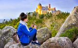 Sintra, Nationalpalast © acnaleksy, Adobe Stock
