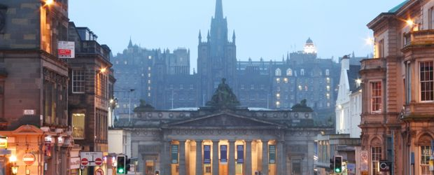Edinburgh © VisitBritain