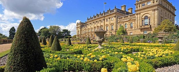 Harewood House © thecoach1, Fotolia