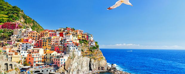 324 Cinque Terre © Feel good studio, Fotolia