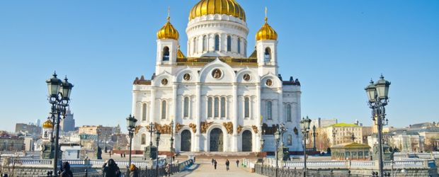 Auferstehungs Kathedrale © cescassawin Fotolia