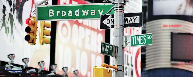 New York Broadway © Joe Buglewicz, NYC & Company