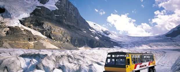 Icefields Parkway © Travel Alberta