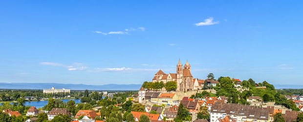 Breisach am Rhein Panoramablick © pure-life-pictures, stock.adobe