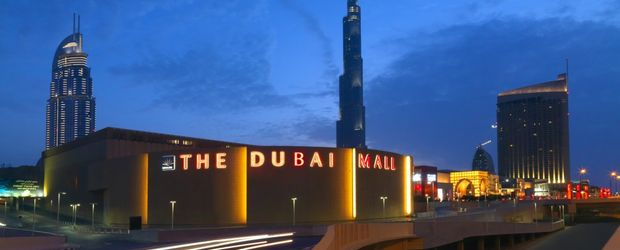 The Dubai Mall © Department of Tourism and Commerce Marketing
