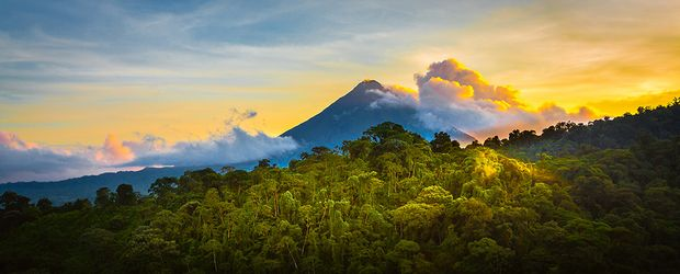 Vulkan Arenal © photodiscoveries, Fotolia