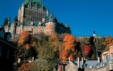 Chateau Frontenac © Canadian Tourism Comission
