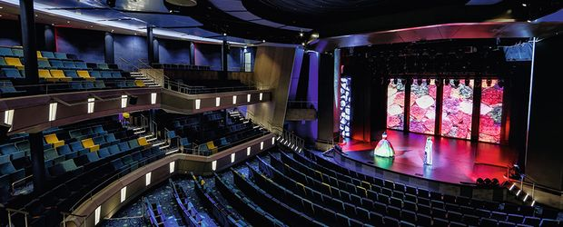 Theater © TUI Cruises GmbH Hamburg