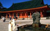 Tempel © Japan National Tourist Organization