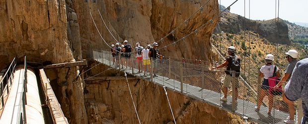Caminito del Rey © Thomas, stock.adobe