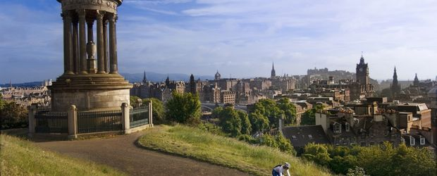 Edinburgh © VisitBritain, Craig Easton