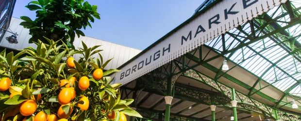 Borough Market © VisitBritainImages, Mickey Lee
