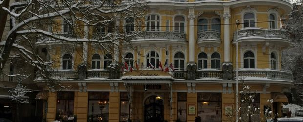 Spa Hotel Bohemia im Winter © OREA HOTELS & RESORTS