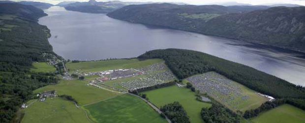 Loch Ness in Schottland © Visitbritain