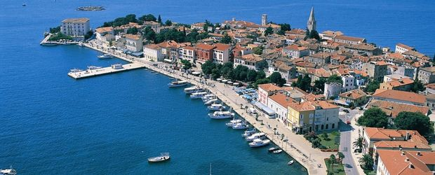 porec © croatian national tourist board
