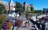 Victoria © Tourism British Columbia